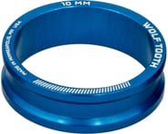 "Wolf Tooth Components 1-1/8"" Headset Spacers (Blue) (5) 
