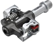 Xpedo M-Force 4 Pedals (Black/Silver) (Dual Sided) (Clipless) | relatedproducts
