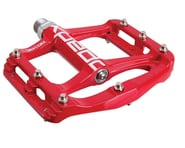 Xpedo Spry Magnesium Platform Pedals (Red) | relatedproducts