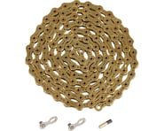 YBN Ti-Nitride Chain (Gold) (11 Speed) (116 Links) | relatedproducts