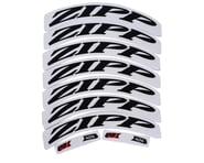 Zipp Decal Set (404 Matte Black Logo) (Complete for One Wheel) | product-also-purchased