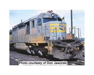 Bowser HO SD40 w DCC & SND QNSL Gray Orange Yel Let #209 | relatedproducts