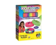 Creativity for Kids Color Cord Bracelets | relatedproducts