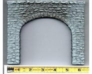 HO Double Random Stone Tunnel Portal | relatedproducts