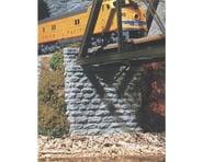 Chooch HO Single Cut Stone Bridge Abutment | relatedproducts