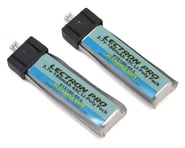 Common Sense RC Lectron Pro 1S LiPo 45C LiPo Battery (3.7V/180mAh) (2) | relatedproducts