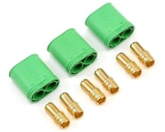 Castle Creations 6.5mm Polarized Bullet Connector (3) (Male) | relatedproducts