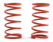 "Custom Works 1.25"" Shock Spring (2) (12lb/Orange) 