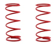 Custom Works Big Bore Shock Spring (2) (6lb/Red) | relatedproducts