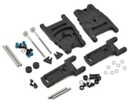 Custom Works Traxxas Slash Dirt Oval Adjustable Rear Arm Kit | relatedproducts