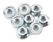 Custom Works M4 Serrated Flanged Wheel Nuts (8) | relatedproducts