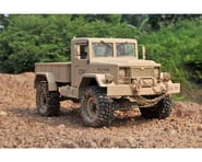 Cross RC HC4 1/10 4x4 Scale Off Road Military Truck Kit | relatedproducts