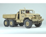 Cross RC HC6 1/10 6x4 Scale Off Road Military Truck Kit | relatedproducts