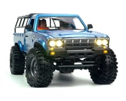 Cross RC SP4C 1/10 Demon 4x4 Crawler Kit-Full Hard Body Full Metal | relatedproducts