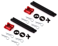 DragRace Concepts Clip Style Body Mount Set (Red) (4) | relatedproducts