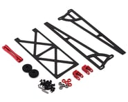 DragRace Concepts Slider Wheelie Bar w/Plastic Wheels (Red) | alsopurchased