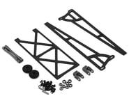 DragRace Concepts Slider Wheelie Bar w/Plastic Wheels (Grey) | relatedproducts
