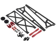 DragRace Concepts Slider Wheelie Bar w/Plastic Wheels (Red) (Mid Motor) | relatedproducts