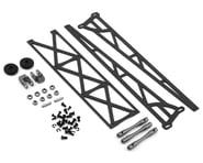 "DragRace Concepts 10"" Slider Wheelie Bar w/Plastic Wheels (Grey) (Mid Motor) | alsopurchased"