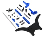 "DragRace Concepts Team Associated DR10 Anti Roll Bar ""ARB"" System (Blue) 