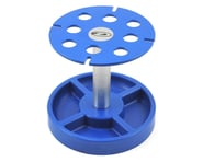 DuraTrax Pit Tech Deluxe Shock Stand (Blue) | relatedproducts