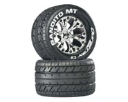 DuraTrax Bandito MT 1/10 2.8 Mounted Front Monster Truck Tires DTXC3501 | alsopurchased