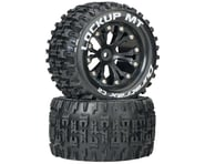 "DuraTrax Lockup MT 2.8"" 2WD Rear Mounted Truck Tires (Black) (2) 