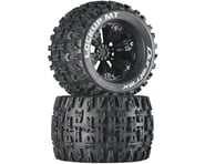 DuraTrax Lockup 3.8 Mounted MT Tires Black (2) DTXC3580 | product-related