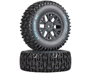 DuraTrax Lockup SC Tire C2 Mounted: SC10 4x4 (2) | relatedproducts