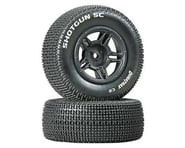 DuraTrax Shotgun SC Tire C2 Mounted Rear Tires: Slash (2) | relatedproducts