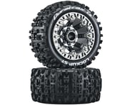 DuraTrax Lockup ST 2.2 Tires, Chrome (2) | relatedproducts