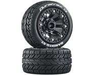 "DuraTrax Bandito ST 2.2"" Tires (Black) (2) 