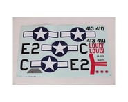 E-flite P-51D Mustang 1.5m Decal Set | relatedproducts