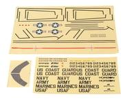 E-flite Cargo 1500 Decal Sheet | alsopurchased