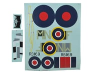 E-flite Spitfire Mk XIV Decal Sheet | relatedproducts