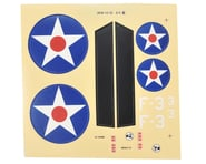 E-flite UMX F4F Wildcat Decal Sheet | relatedproducts