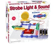 Elenco Electronics Elenco SCP-14 Snap Circuits Strobe light & Sound Kit | relatedproducts