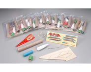 Estes Alpha Educator Pack (12) | relatedproducts