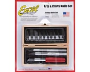 Hobby Knife Set-Carded | relatedproducts