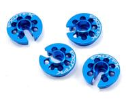 Exotek TC6 Aluminum Spring Perch Set (Blue) (4) | relatedproducts