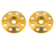 Exotek Flite V2 16mm Aluminum Wing Buttons (2) (Gold) | alsopurchased