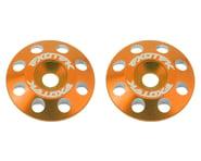 Exotek Flite V2 16mm Aluminum Wing Buttons (2) (Orange) | alsopurchased
