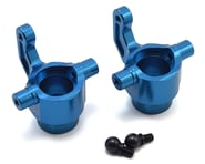 Exotek Losi LST 3XL Aluminum Front Steering Hubs (Blue) (2) | relatedproducts