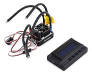 Fantom FR-8 Pro 1/8 Competition Sensored Brushless ESC w/Program Card | relatedproducts