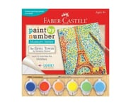 Faber-Castell Faber Castell Paint By Number Museum Series The Eiffel Tower by Georges Seurat | relatedproducts