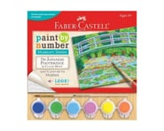 Faber-Castell Paint By Number Museum Series Claude Monet The Japanese Footbridge | relatedproducts