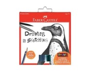 Faber-Castell 14558 Do Art Drawing and Sketching Art Kit | relatedproducts