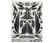 "Firebrand RC Concept Phoenix Decal (Black) (8.5x11"") 