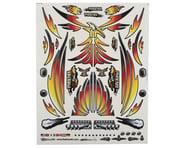 "Firebrand RC Concept Phoenix Decal (Orange) (8.5x11"") | relatedproducts"