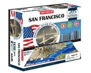 4D Cityscape San Francisco, USA 4D Cityscape Timeline Puzzle (1 | relatedproducts